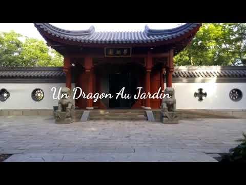 Un Dragon Au Jardin De Chine! ~ 花園入面嘅龍 ~ Montreal Chinese Lanterns 2017 Gardens of Light And Fire!
