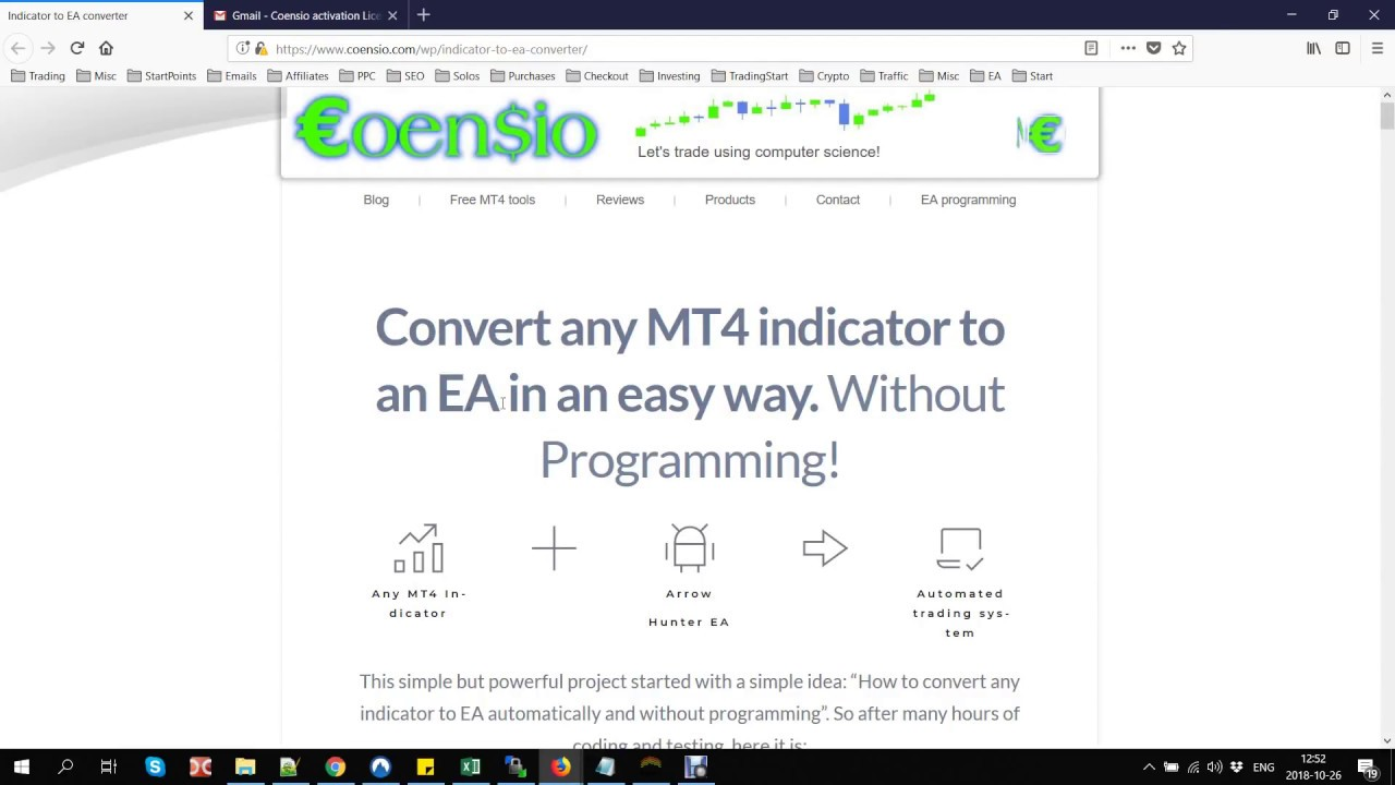 Best Automated Trading System - Indicator To EA Converter