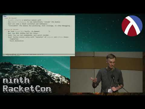 (ninth RacketCon): Greg Hendershott – Racket And Emacs: Fight!