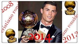Криштиану Роналдо о «Золотой мяч» FIFA - 2014.
