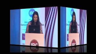 INDIA'S MOST TRUSTED BRAND AWARDS - ANCHOR BHAVANA BHATIA
