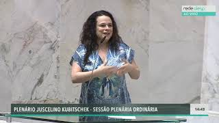 Janaina Paschoal, Deputada Estadual - Psl - 17/10/2019