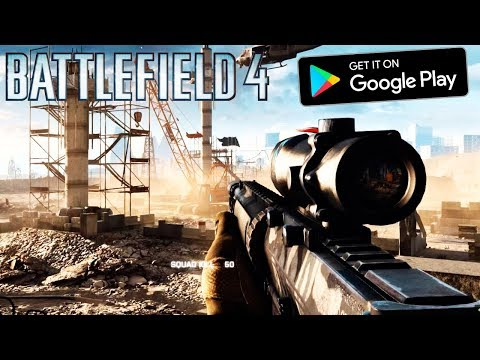 😍BATTLEFIELD 4 НА ANDROID/iOS! BATTLEFIELD MOBILE COPY
