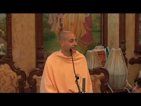 Lecture on Glories Of Mother Ganges by HH Radhanath Swami ISKCON Chowpatty - Part 01
