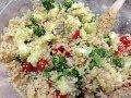 Quinoa Tabouli Salad HASfit Healthy Quinoa Recipes Quinoa Tabouli Recipe Quinoa Recipe