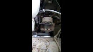 Натягиваем ремень генератора ВАЗ 2114 легче простого