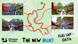 CANNOCK CHASE BLUE TRAIL- WHAT TO EXPECT?...  FULL LAP & DATA OVERLAY