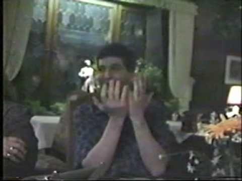 Sgouros entertains German music critics (dinner party)