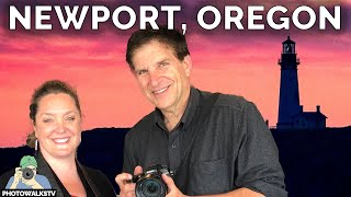 Newport Oregon — Things to do #Photowalk (2019)