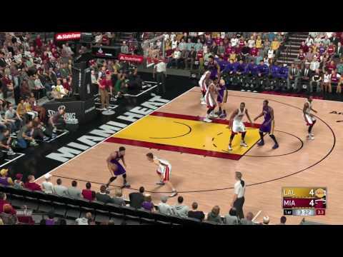 ANALISIS NBA2K17 INFORMATIC.COM