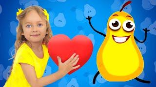 Фрукты - Песня для детей | Детские песни от Майи и Маши