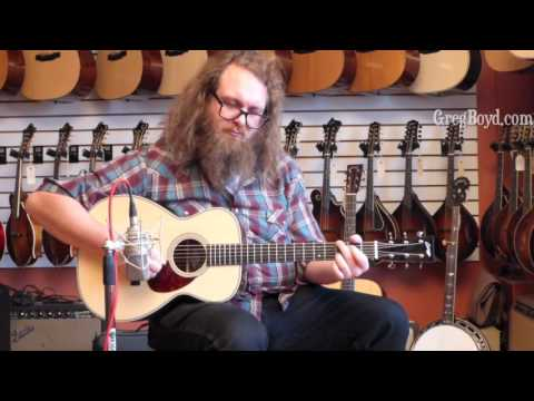Collings O-2HG Guitar, sn 26432, played by Matt Rieger