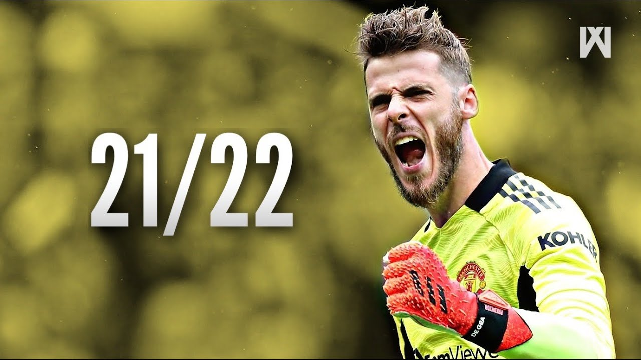 Download David De Gea - Back to His Best ● Saves Compilation ● 2021/22 HD