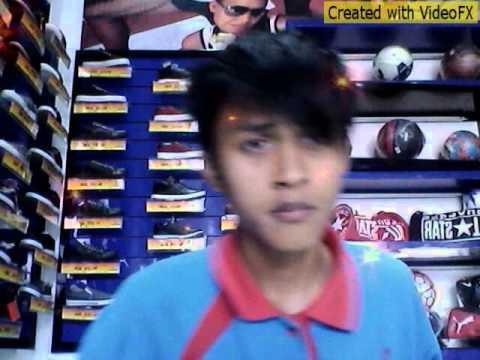 tum hi ho versi zaenal (karyawan toko sport nations) - YouTube 4b61e8d2db