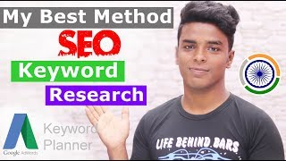 Keyword Research for SEO in Hindi | My Best method