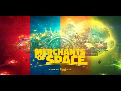 Merchants of Space Teaser