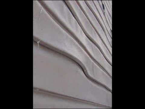House Damage Vinyl Siding Melting From Window Reflection