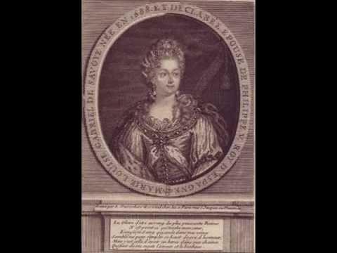 Princess Maria Luisa of Savoy, Queen Consort of Spain