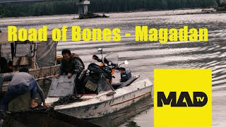 Road of Bones Motorcycle Adventure - movie length