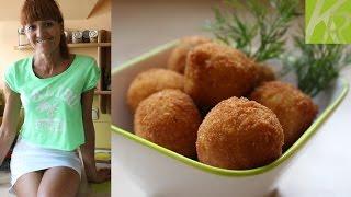 Zapętlaj Kuleczki Ziemniaczane W Panierce [KuchniaRenaty] | KuchniaRenaty