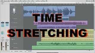 Time stretch in Logic ( EASY WAY )