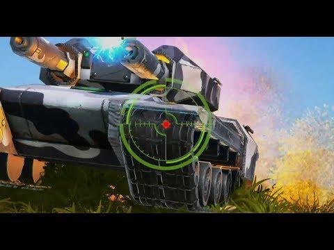 Tanki x Gameplay (GOLDBOX)!!!