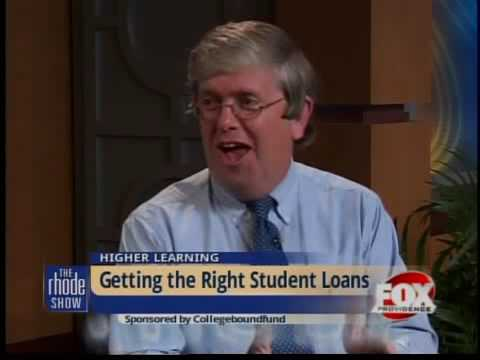 Higher Learning: Getting the right Student Loan
