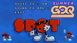 Cool Spot by GlitchCat7 in 10:37 - SGDQ2018