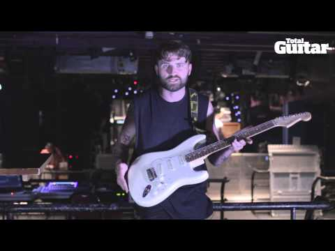 Me And My Guitar interview with Mike and Ben from Lower Than Atlantis