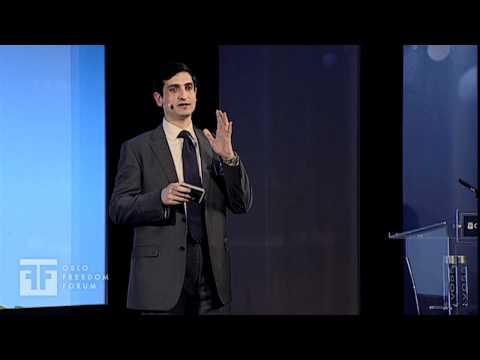Ghazi Gheblawi - Oslo Freedom Forum 2011
