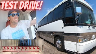 EXECUTIVE MCI BUS OWNED BY IN …