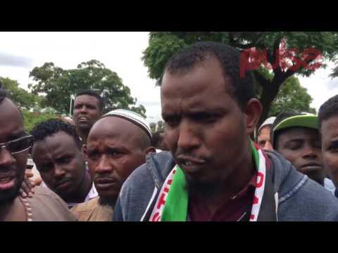 Pretoria Anti illegal Immigrant Protest Turns Violent |  Pulse TV