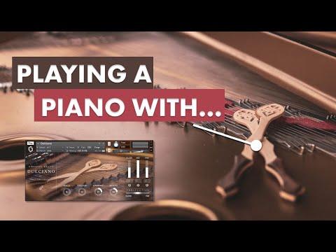 Dulciano Walkthrough/Tutorial - Kontakt library by Fracture Sounds