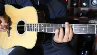 Уроки на гитаре - Полковнику никто не пишет