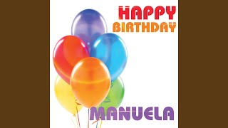 Happy Birthday Manuela