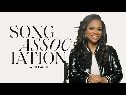 Kandi Sings Ed Sheeran, Destiny's Child, and P!nk in a Game of Song Association | ELLE