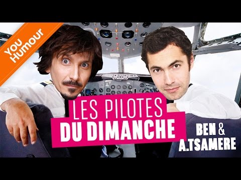 ARNAUD TSAMERE & BEN - Pilotes du dimanche !