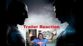 Batman v Superman: Comic-Con Trailer Reaction