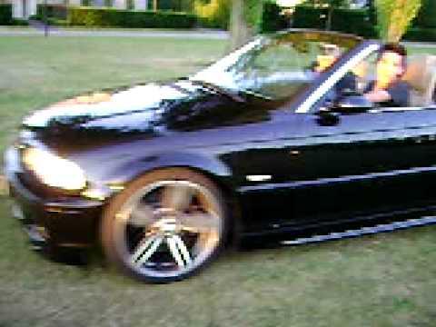 Bmw Cabrio 330ci E46 Cabriolet 19inch M6 M5 M3 Velgen