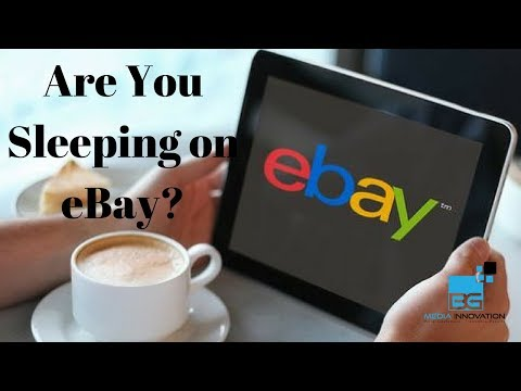 Are You Sleeping on eBay | Can You Only do Retail Arbitrage on Amazon