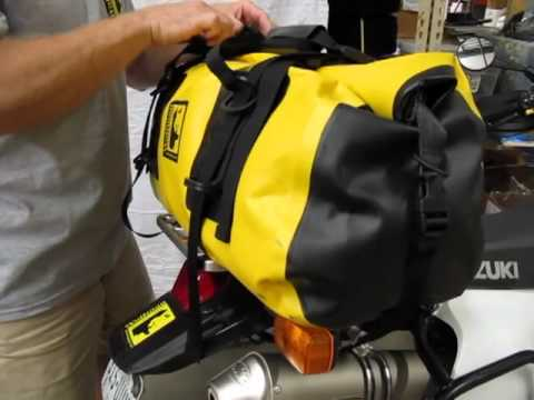 8014986823 Expedition Dry Duffel - Mounting Instructions - YouTube