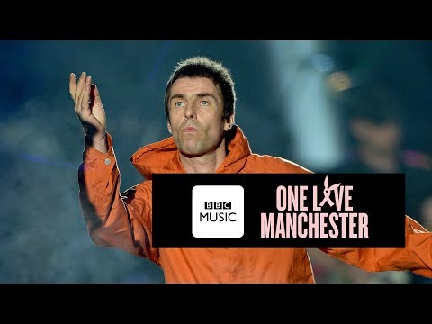 Liam Gallagher and Coldplay   Forever One Love Manchester