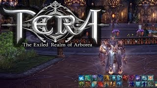 TERA (MMORPG) - The Exiled Realm of Arborea