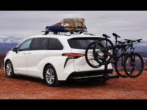 2021 Toyota Sienna – The Perfect Minivan You Need !!!