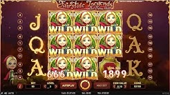 Fairy Tale Legends: Red Riding Hood Slot All Features Preview - NetEntFreeSpins.info