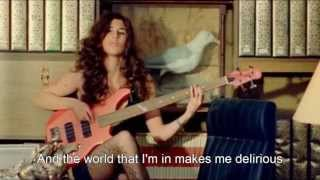 David Guetta ft. Tara McDonald - Delirious HD (Music Video + Lyrics)