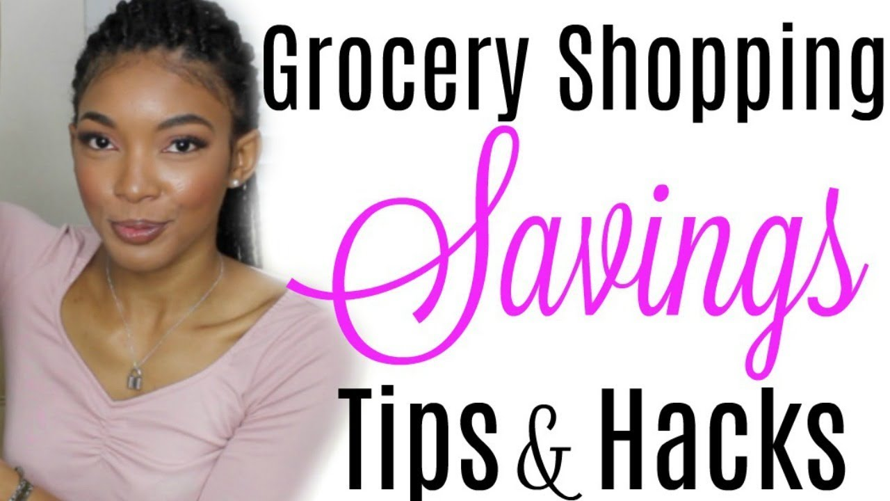 Grocery Shopping Savings Tips | Brittany Daniel