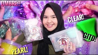 5 VIRAL SLIME TESTED! WITH SLIME BAKERY SET! SUPER CLEAR SLIME