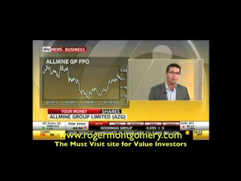 What are Roger Montgomery's Value.able insights into Mining Services?
