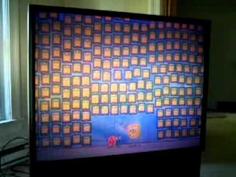 mitsubishi 52 inch big screen tv youtube. Black Bedroom Furniture Sets. Home Design Ideas